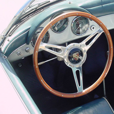 356A Derrington Steering Wheel